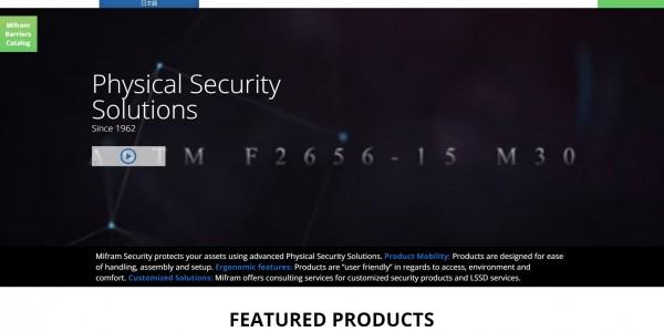 ביקורת מבנה: Mifram Security